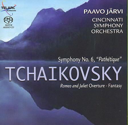TCHAIKOVSKY:SYMPHONY NO 6 PATHETIQUE BY CINCINNATI SYMPHONY (Super Audio)